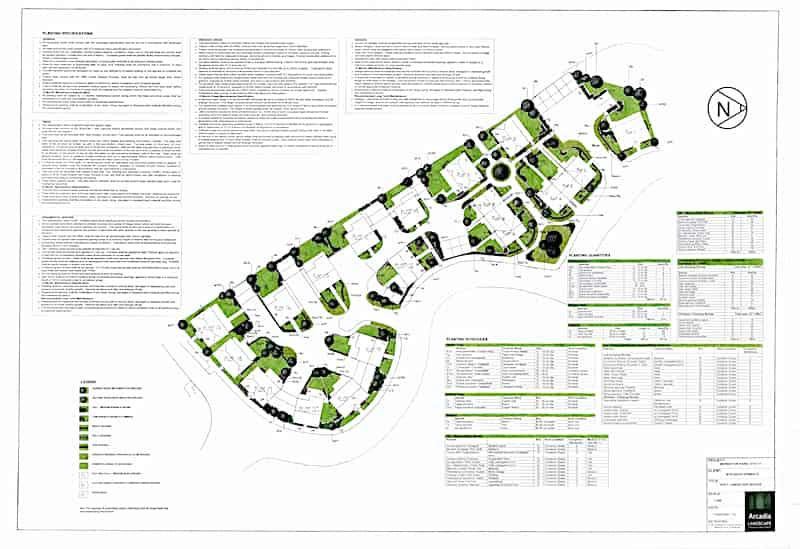 Arcadia Master Planning