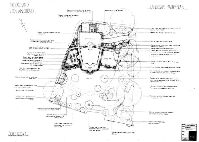 Arcadia Blog - The Orchard - Masterplan